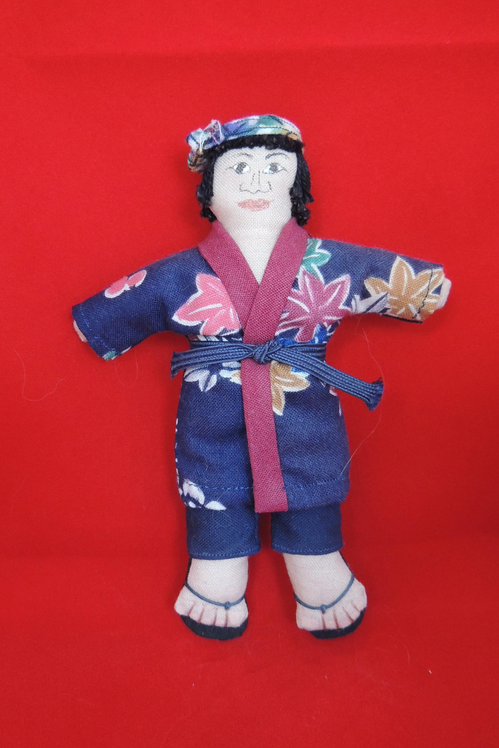 Ornament – Kimono Boy