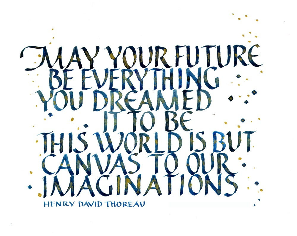 Imagination – Thoreau