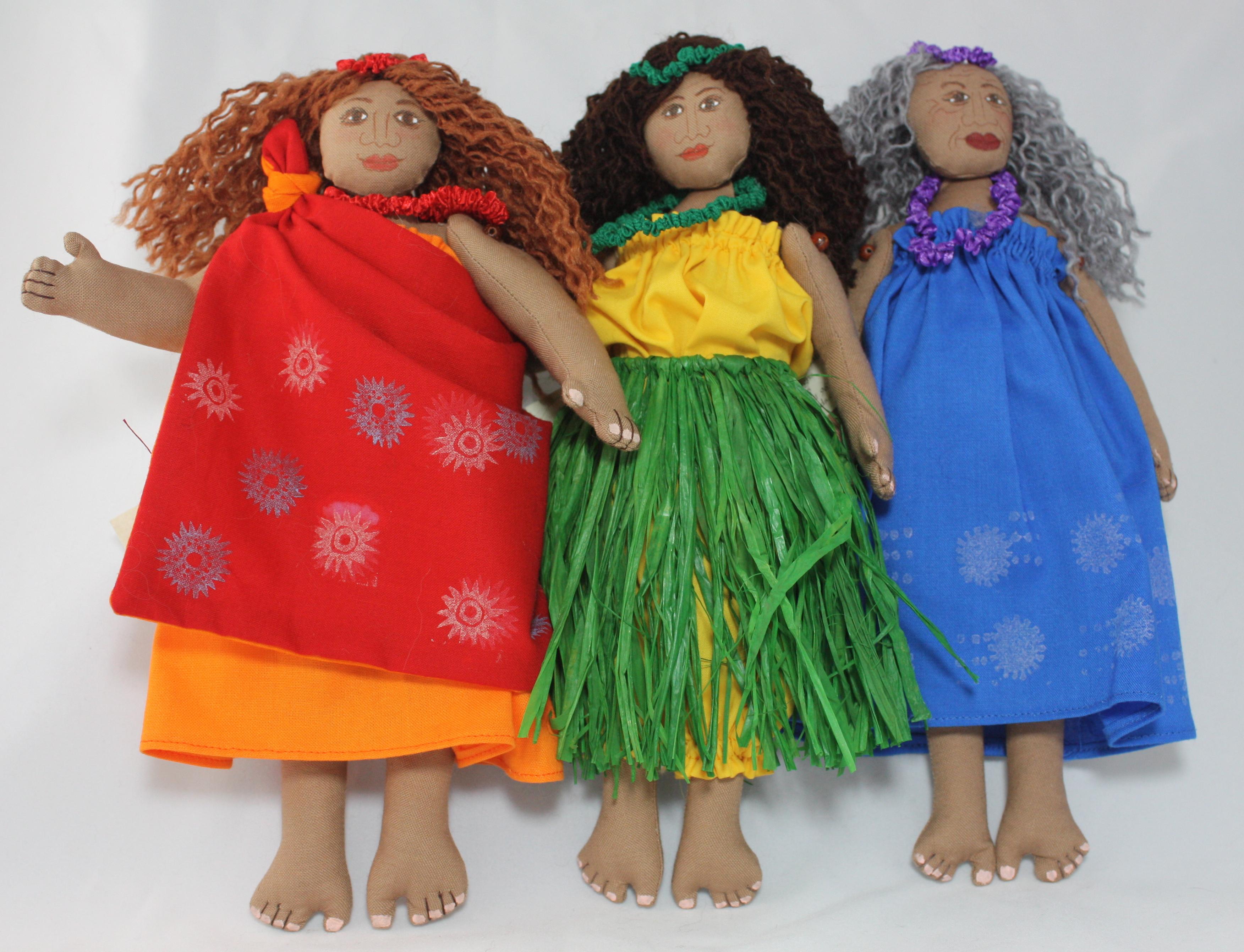 Hula Doll – Wahine