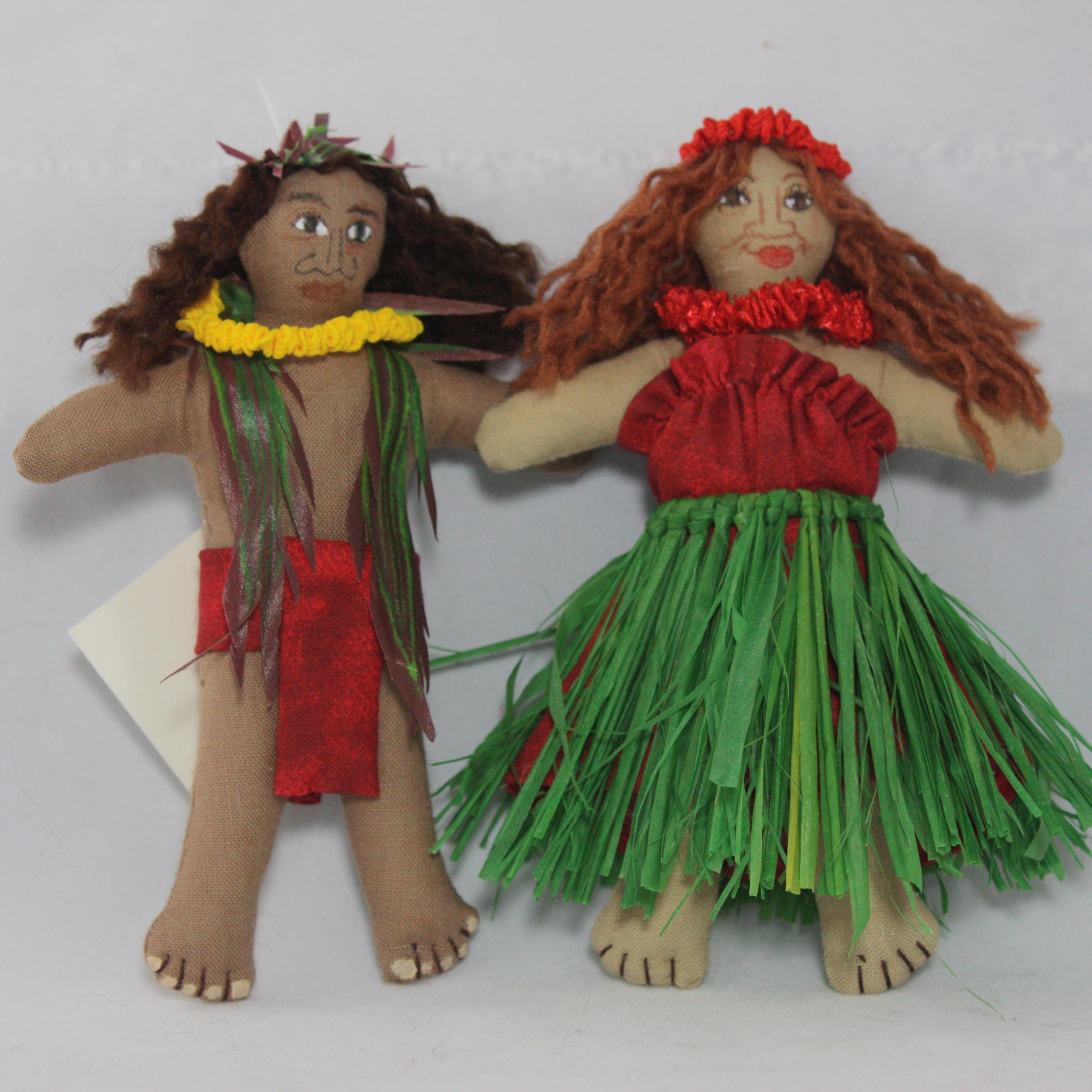 Ornament – Hula Dancer